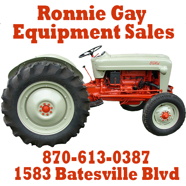 Ronnie Gay Equipment Sales